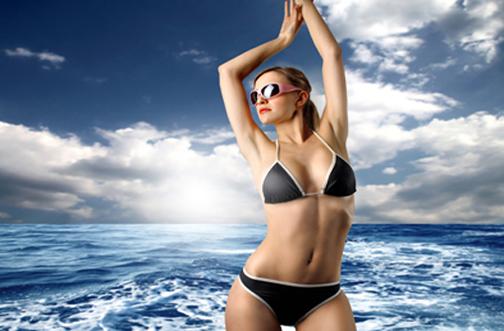 Brazilian bikini waxing in 32835