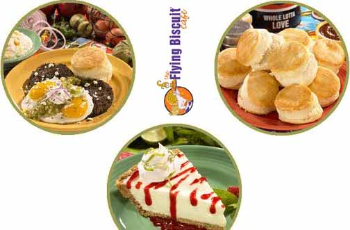 Flying biscuit coupons charlotte